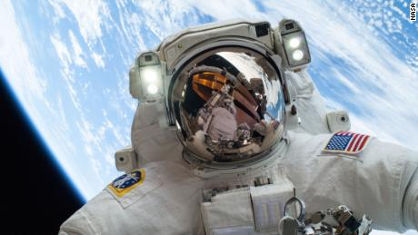 Humans have lived on the space station for 20 years