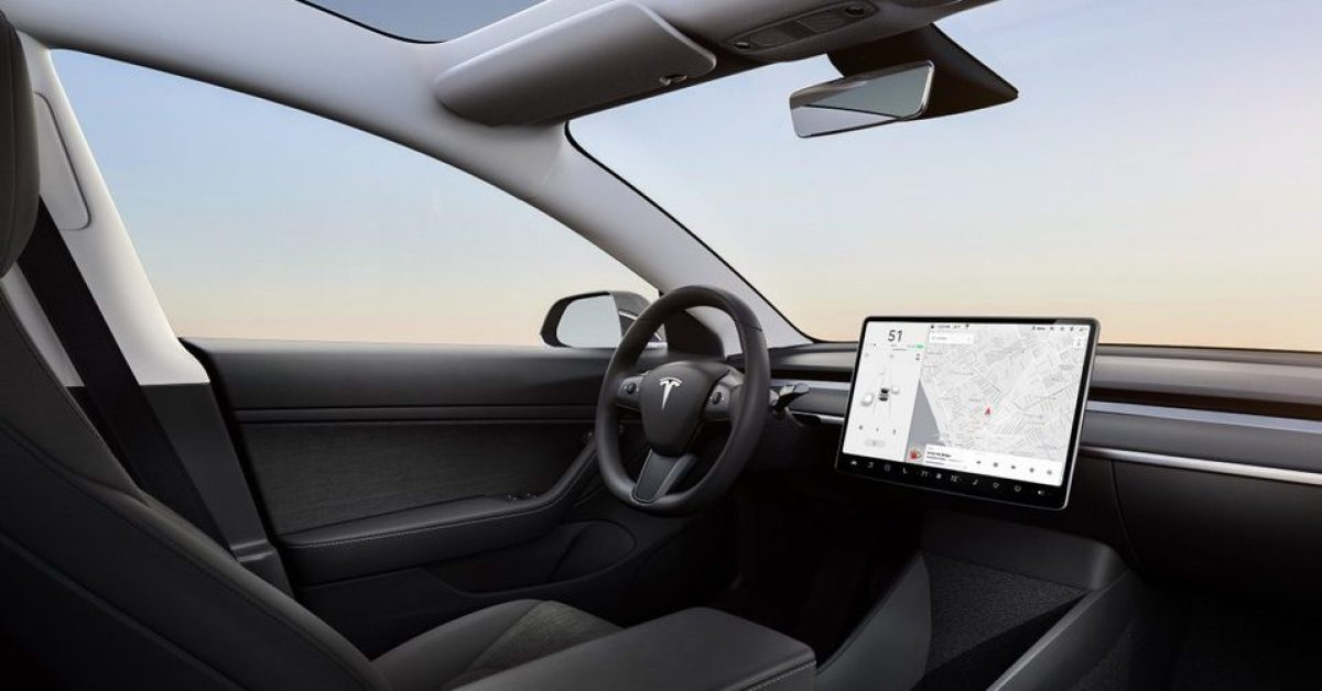 Apple Music placeholder in Tesla software suggests imminent support