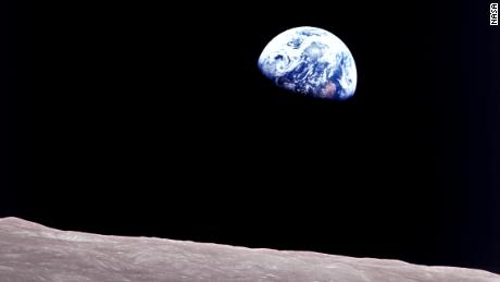 It's been 50 years since Apollo 8 united the fractured world