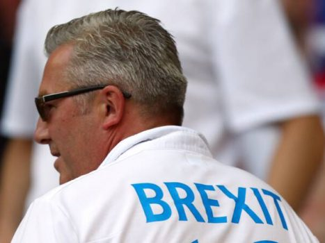 Brexit also has dire consequences for the world of sport, especially football