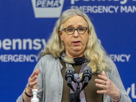 Health expert Rachel Levine becomes first trans woman in ...