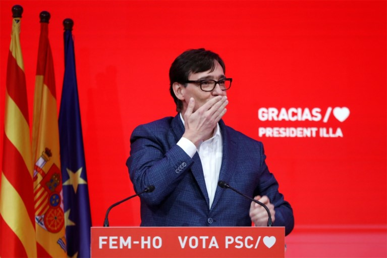 Catalan nationalists are stronger than ever, despite the socialists' victory: one man holds the key, but he's in prison
