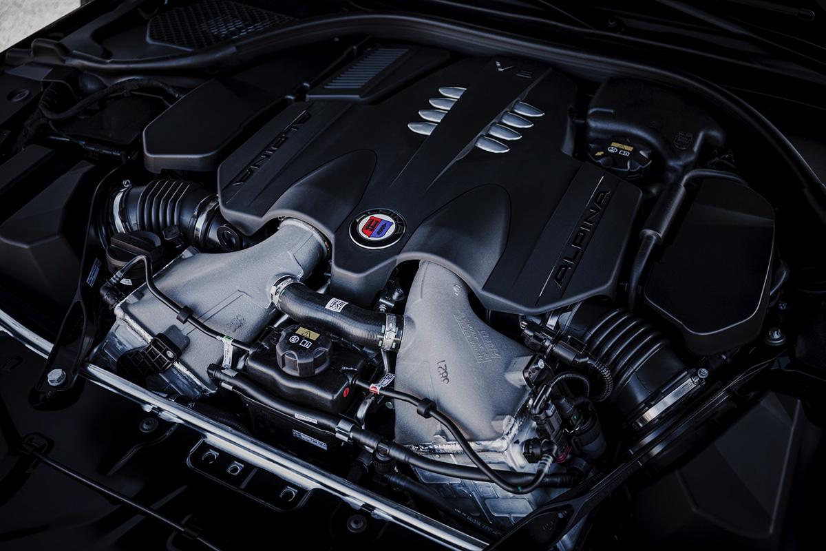 2021 Alpina B8 Gran Coupé - automotive world