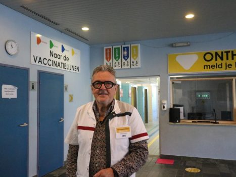 Dr. Baileyol is committed to the Diksmuide Vaccination Center - KW.be