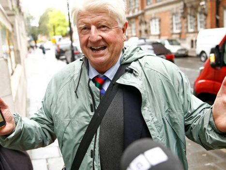 Father of British Prime Minister Johnson wants to be French |  Abroad