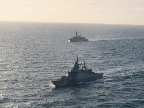 Fishing dispute escalates: UK threatens to use sea vessels against European fishermen