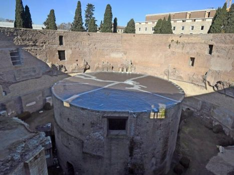 Reopening of the Mausoleum of Emperor Augustus in Rome |  for travel