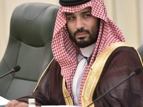 """The White House does not rule out punishing the Saudi crown prince """"someday""""  Abroad"""