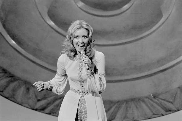 UK Eurovision Clodge Rodgers Song Contest (1971)