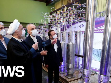 Despite sabotage, Iran is taking a step closer to nuclear weapons: it is now enriching uranium up to 60 percent.