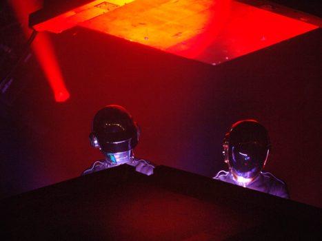 Legendary electrode Daft Punk split