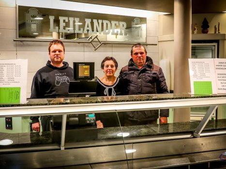 The people of the De Leilander butchery went through the most difficult period of their lives