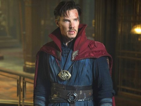"""The slogan """"Doctor Strange in the Multiverse of Madness"""" gets an amazing new logo"""
