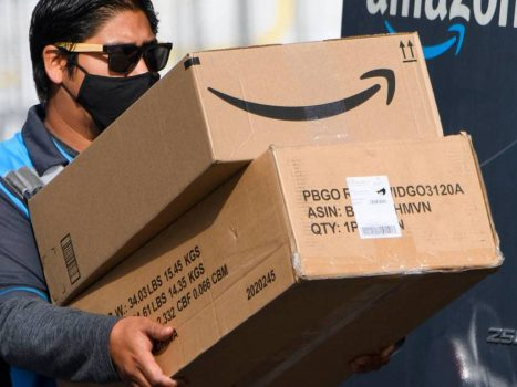Nearly a fifth of global sales are made online  Economie