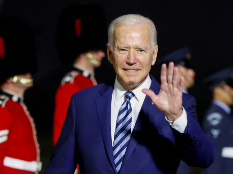 Joe Biden's Belgian plans