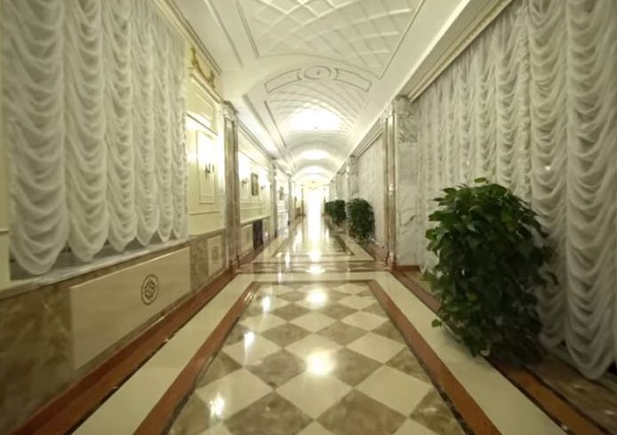 According to the opposition, Lukashenko spent hundreds of millions of dollars on luxury real estate and expensive cars.