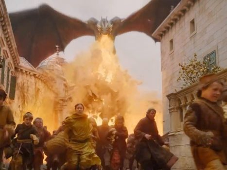 'House of the Dragon' from Game of Thrones shows you horrible things