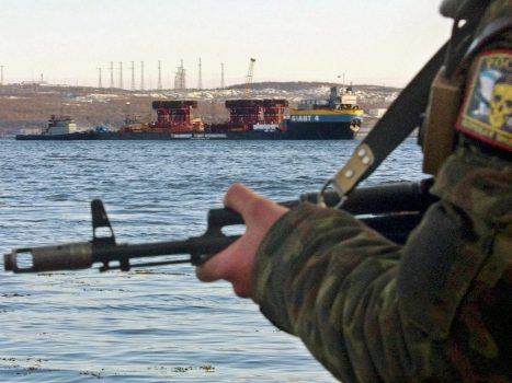 Putin brags about the influence of the Russian Navy: ``We can ...