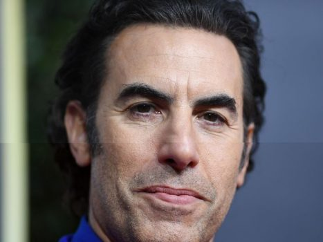 Sacha Baron Cohen puts pressure on Borat: 'It's too dangerous to play with him'