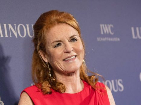 Sarah Ferguson wanted to work on 'The Crown': 'But they didn't want to help me' |  Property