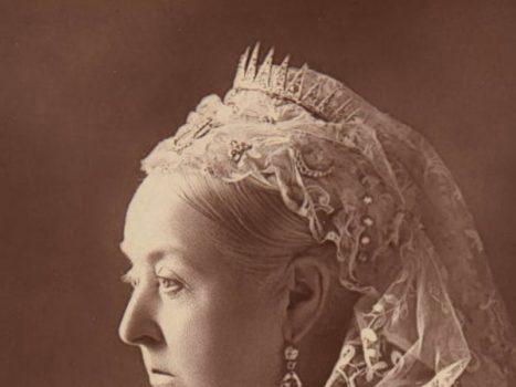 Unique pictures of Queen Victoria smiling