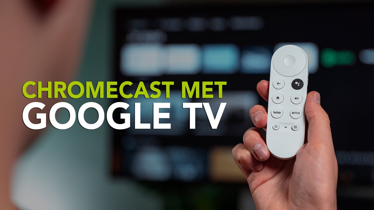 Chromecast with Google TV: Getting started with the new streaming tool