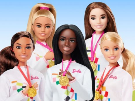 """Barbie under fire for the """"all inclusive"""" Tokyo 2020 collection: """"I..."""