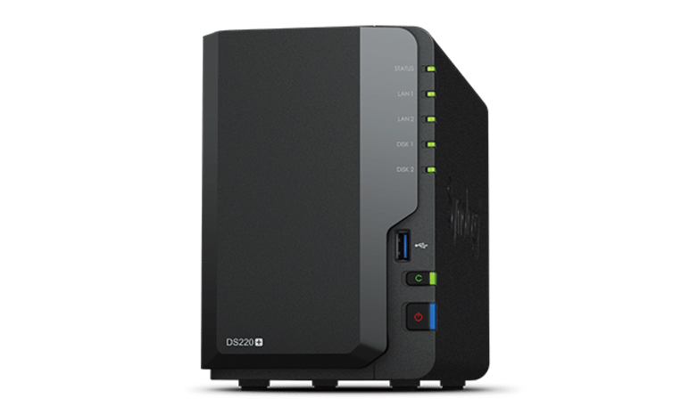 Synology DS220 + Image Synology