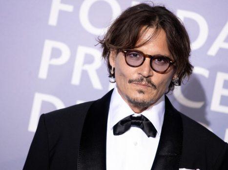 Johnny Depp thinks Hollywood boycotted him