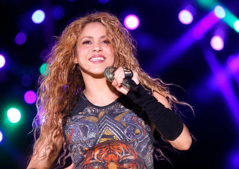 Shakira.  Brunopress's photo