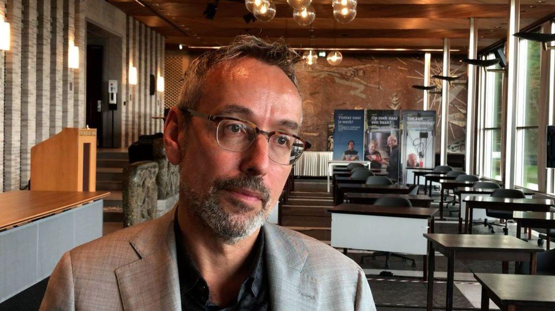 Representative Jan van der Mer