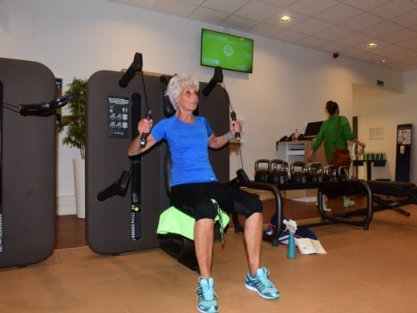 Sportoase allows 48 people to exercise to use a new ventilation system ... (Hoogstraten)