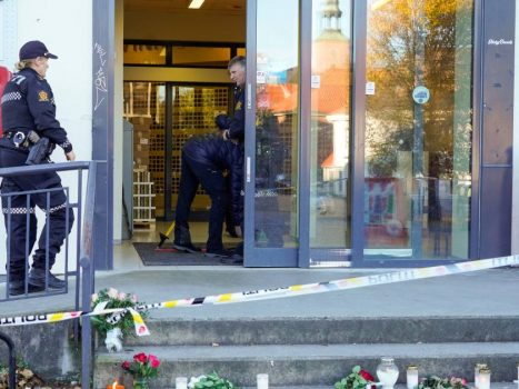 Attack in Kongsberg, Norway, according to police, possible due to suspected illness    Abroad