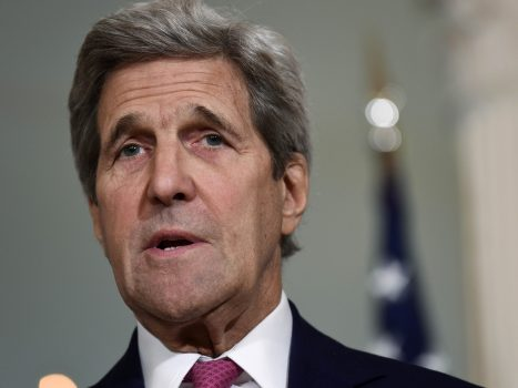 Biden goes viral says John Kerry 'didn't really know' about US and France scandal