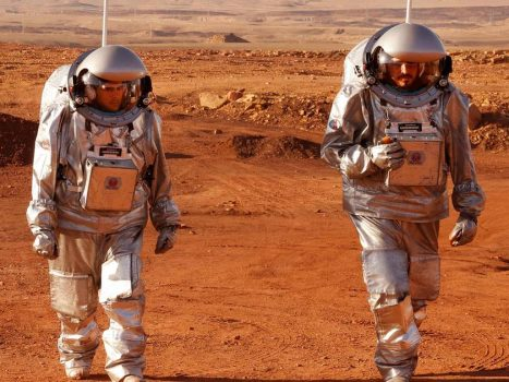 """Dutchman Thomas Wijn in """"Marsmission"""" without ever being in a missile    Science"""