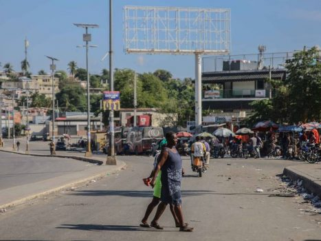 Haiti gang members demand $1 million ransom for each kidnapped missionary    Abroad