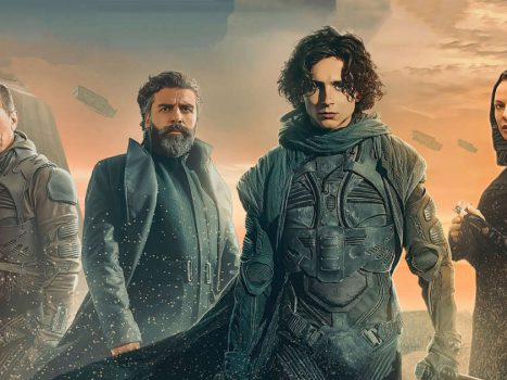 Having trouble back in America's sci-fi epic 'Dune'?