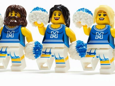 LEGO makes play more gender-neutral    Abroad