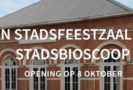 Mechelen City Cinema opens on October 8th - current cinema