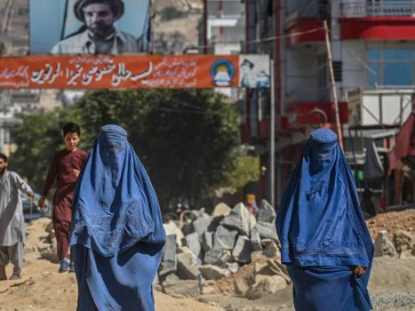 The Taliban don't want an athletic woman: 'It's not seen as important to them'    Abroad