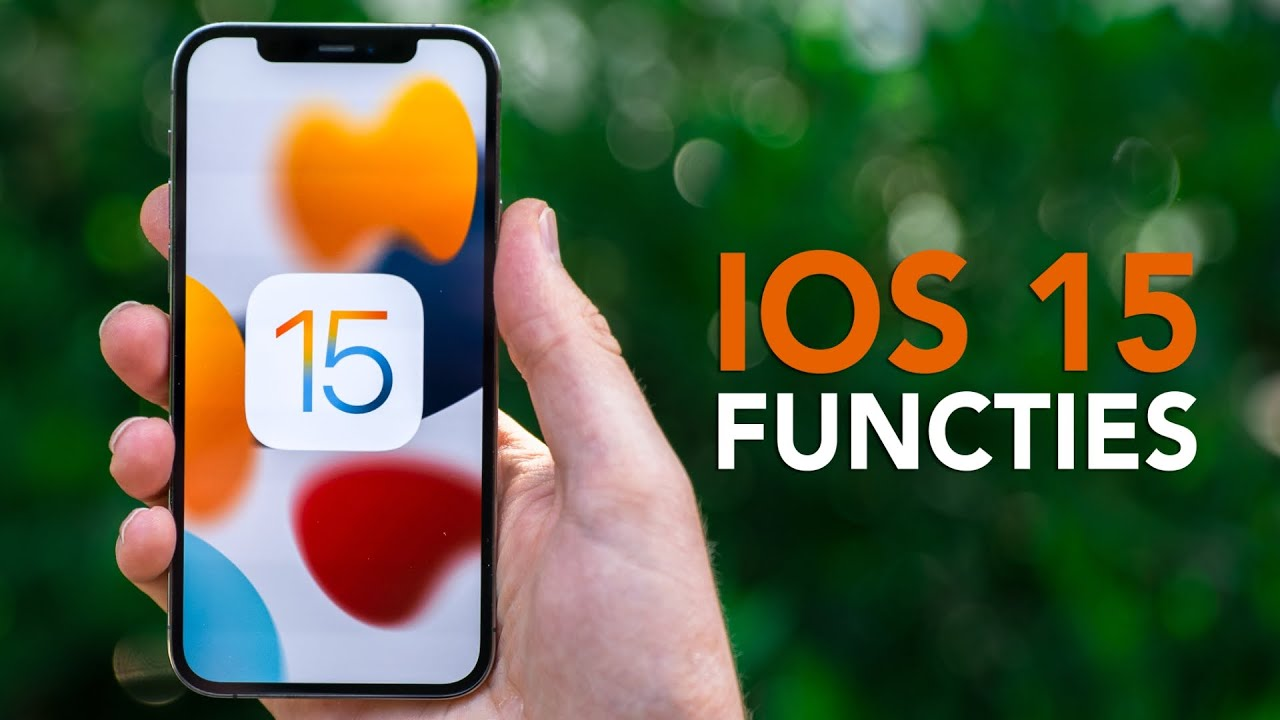 iOS 15: These 7 New Features Coming to iPhone This Fall