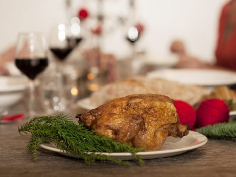 Will the British have to ditch the turkey at Christmas?
